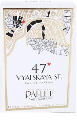 Rallet 47 St Vyatskaya eau de parfum para mujer 4