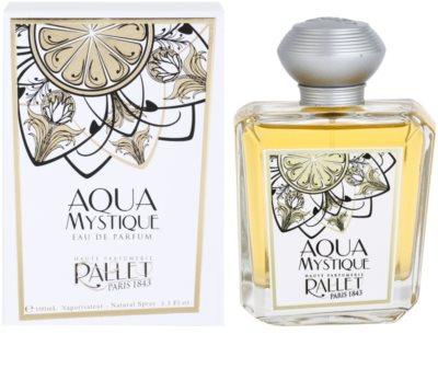 Rallet Aqua Mystique parfémovaná voda pro ženy