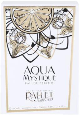 Rallet Aqua Mystique Eau De Parfum pentru femei 4