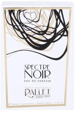 Rallet Spectre Noir Eau de Parfum para mulheres 4