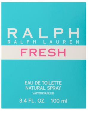 Ralph Lauren Fresh Eau de Toilette para mulheres 4