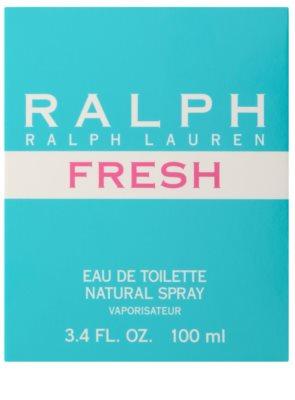 Ralph Lauren Fresh тоалетна вода за жени 4