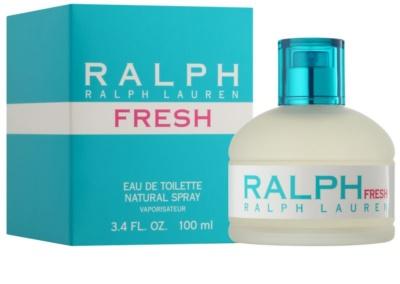 Ralph Lauren Fresh Eau de Toilette para mulheres 1