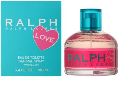 Ralph Lauren Love toaletní voda pro ženy