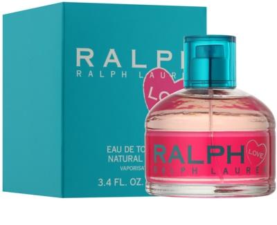Ralph Lauren Love Eau de Toilette für Damen 1