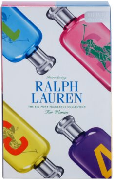 Ralph Lauren Collection Big Pony coffret presente 2