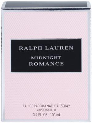 Ralph Lauren Midnight Romance woda perfumowana dla kobiet 4