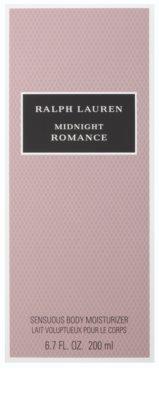 Ralph Lauren Midnight Romance тоалетно мляко за тяло за жени 1