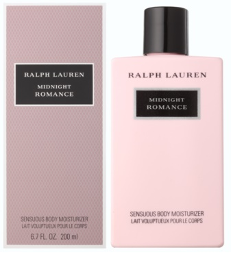 Ralph Lauren Midnight Romance Lapte de corp pentru femei
