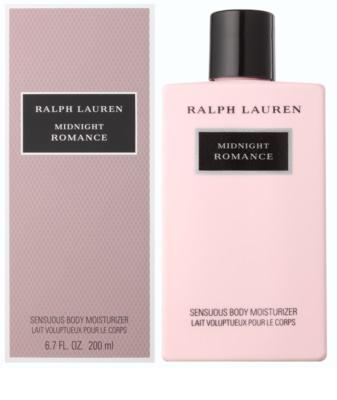Ralph Lauren Midnight Romance testápoló tej nőknek