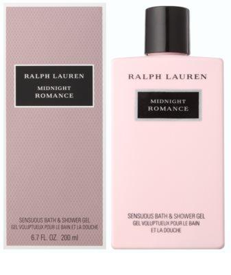 Ralph Lauren Midnight Romance sprchový gel pro ženy