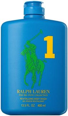 Ralph Lauren The Big Pony 1 Blue gel de dus pentru barbati