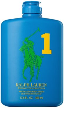 Ralph Lauren The Big Pony 1 Blue tusfürdő férfiaknak