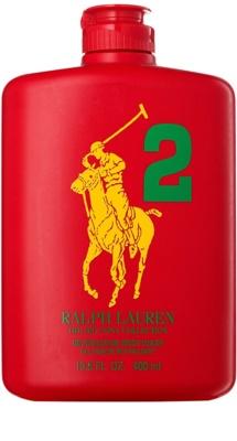 Ralph Lauren The Big Pony 2 Red gel de duche para homens