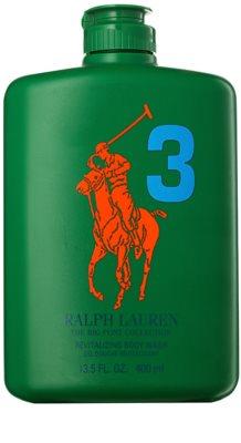 Ralph Lauren The Big Pony 3 Green Duschgel für Herren