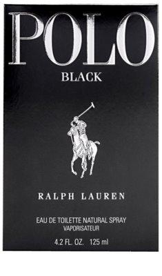 Ralph Lauren Polo Black eau de toilette férfiaknak 4