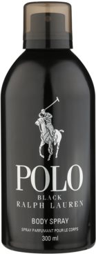 Ralph Lauren Polo Black spray de corpo para homens
