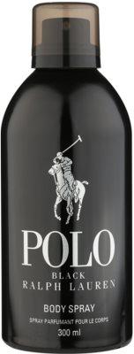 Ralph Lauren Polo Black spray pentru corp pentru barbati