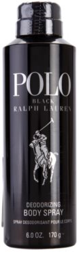 Ralph Lauren Polo Black deospray pentru barbati