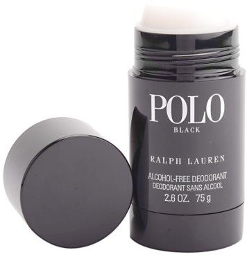Ralph Lauren Polo Black deostick pre mužov 1