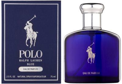 Ralph Lauren Polo Blue parfumska voda za moške