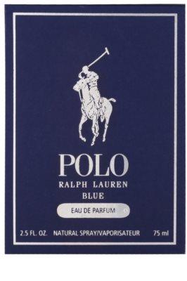 Ralph Lauren Polo Blue woda perfumowana dla mężczyzn 4