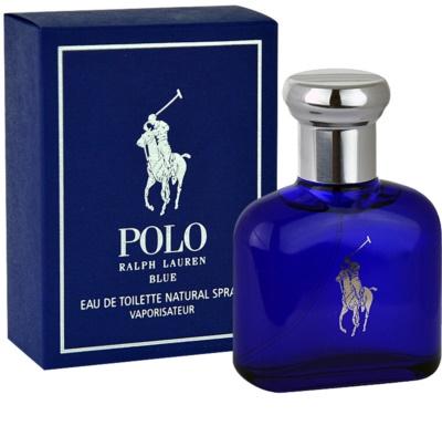 Ralph Lauren Polo Blue eau de toilette férfiaknak
