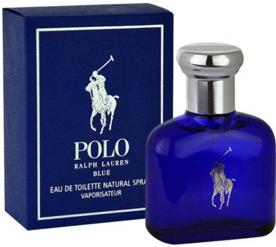 Ralph Lauren Polo Blue Eau de Toilette pentru barbati