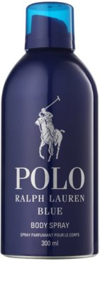 Ralph Lauren Polo Blue deodorant Spray para homens