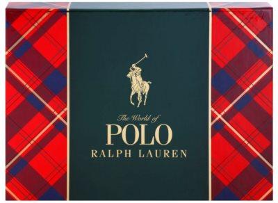 Ralph Lauren Polo Green подарунковий набір 1