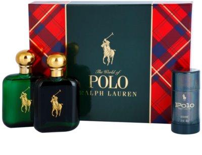 Ralph Lauren Polo Green подарунковий набір