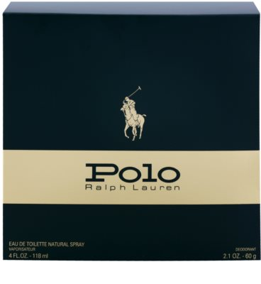 Ralph Lauren Polo Green set cadou 2