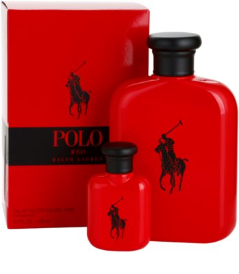 Ralph Lauren Polo Red darilni seti