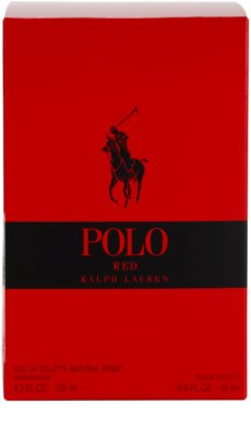 Ralph Lauren Polo Red lote de regalo 4