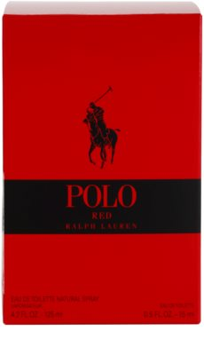 Ralph Lauren Polo Red darilni seti 4