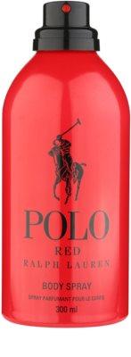 Ralph Lauren Polo Red Körperspray für Herren 1