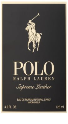 Ralph Lauren Polo Supreme Leather парфюмна вода за мъже 5