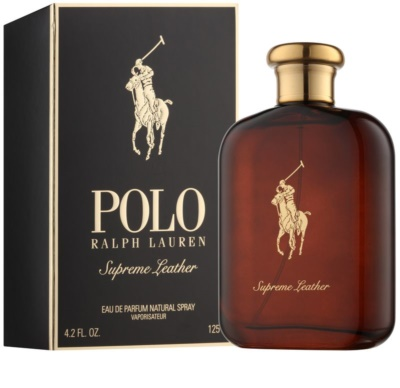 Ralph Lauren Polo Supreme Leather парфюмна вода за мъже 1