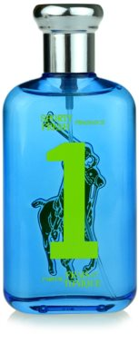 Ralph Lauren The Big Pony Woman 1 Blue тоалетна вода тестер за жени