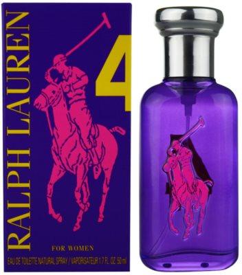 Ralph Lauren The Big Pony Woman 4 Purple туалетна вода для жінок