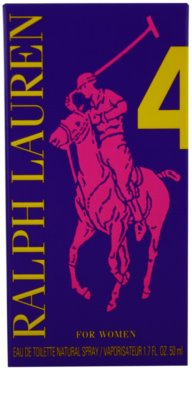 Ralph Lauren The Big Pony Woman 4 Purple woda toaletowa dla kobiet 4
