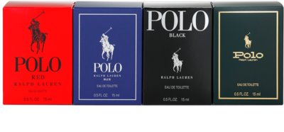 Ralph Lauren The World of Polo Fragrances Geschenkset 2