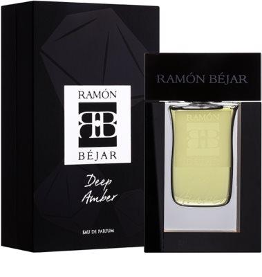 Ramon Bejar Deep Amber eau de parfum unisex 1