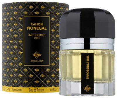 Ramon Monegal Impossible Iris parfémovaná voda unisex 1