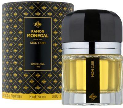 Ramon Monegal Mon Cuir парфумована вода унісекс 1