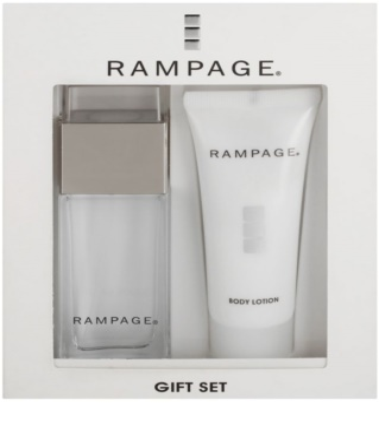 Rampage Rampage coffret presente