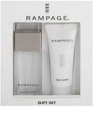 Rampage Rampage Gift Set