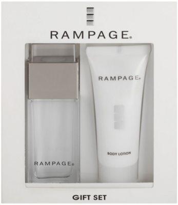 Rampage Rampage lote de regalo