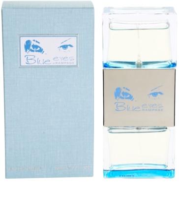 Rampage Blue Eyes toaletní voda pro ženy