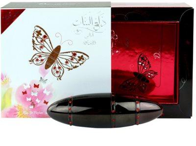 Rasasi Daala Al Banat Amani Eau de Parfum für Damen  Lidschatten + Liquid Eye Eyeliner + Lipgloss 2